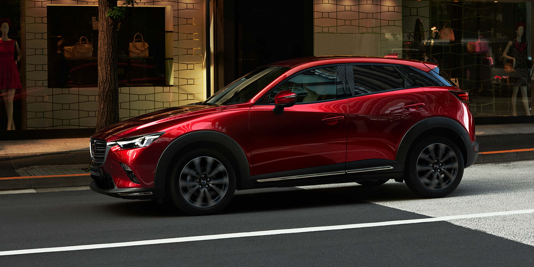 der mazda cx-3 im attraktiven business-angebot